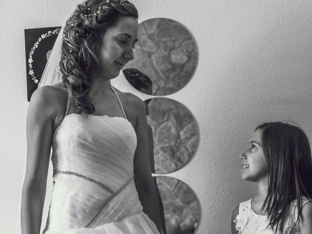 La boda de Hugo y Mari Carmen en Alcover, Tarragona 14