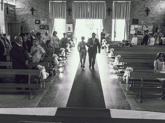 La boda de Hugo y Mari Carmen en Alcover, Tarragona 17