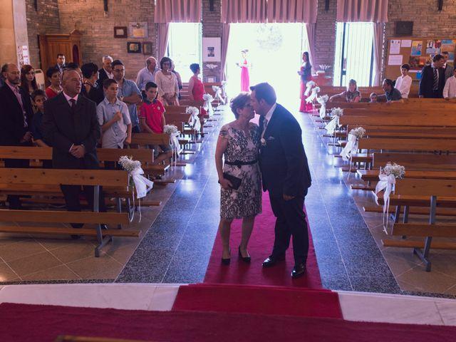 La boda de Hugo y Mari Carmen en Alcover, Tarragona 18