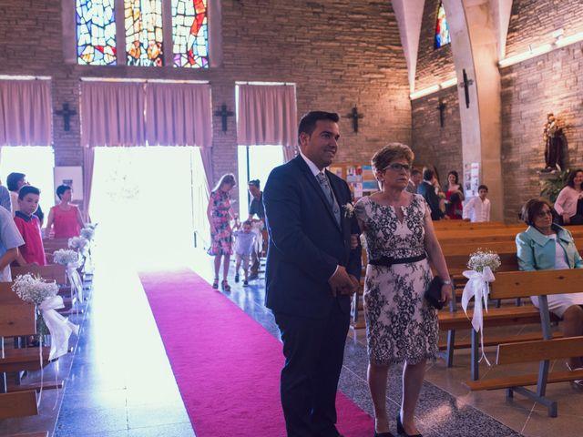 La boda de Hugo y Mari Carmen en Alcover, Tarragona 20