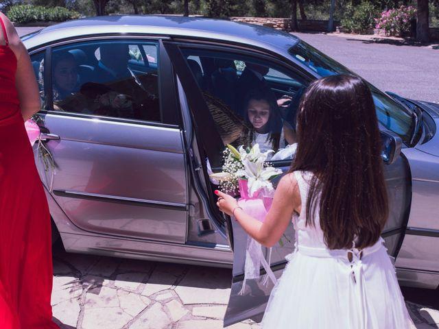 La boda de Hugo y Mari Carmen en Alcover, Tarragona 21