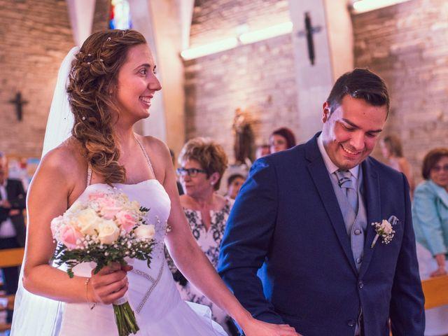 La boda de Hugo y Mari Carmen en Alcover, Tarragona 26