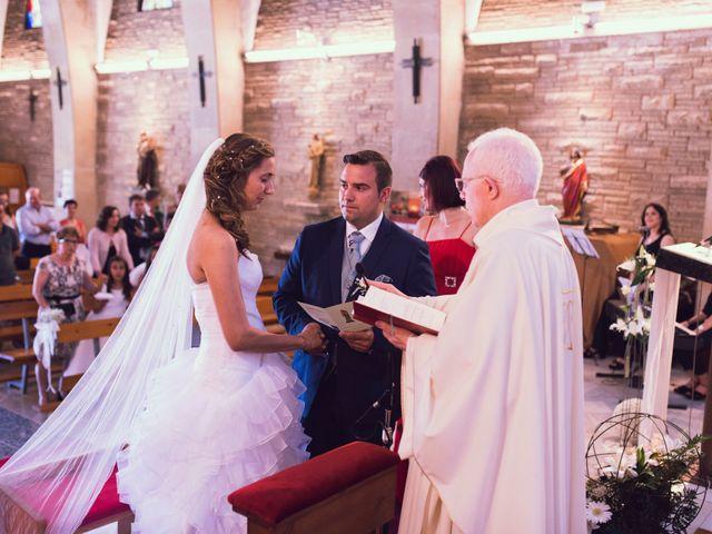 La boda de Hugo y Mari Carmen en Alcover, Tarragona 29