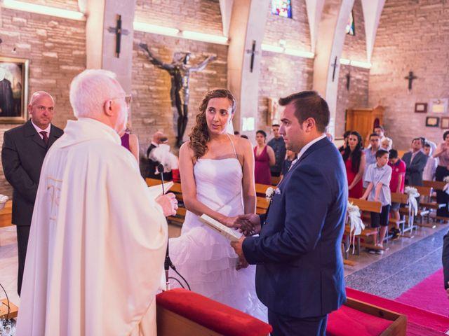 La boda de Hugo y Mari Carmen en Alcover, Tarragona 37