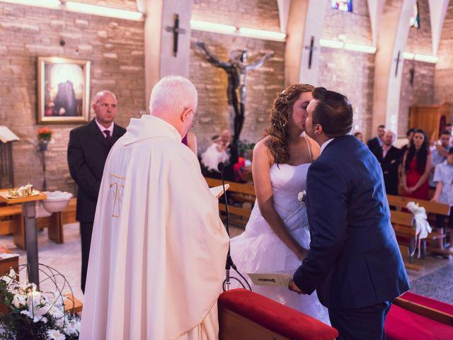 La boda de Hugo y Mari Carmen en Alcover, Tarragona 38