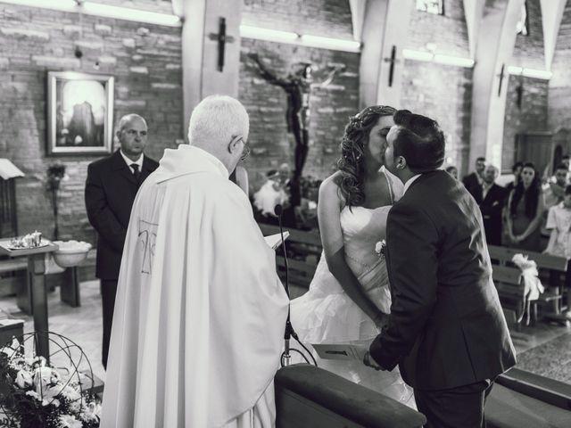 La boda de Hugo y Mari Carmen en Alcover, Tarragona 30