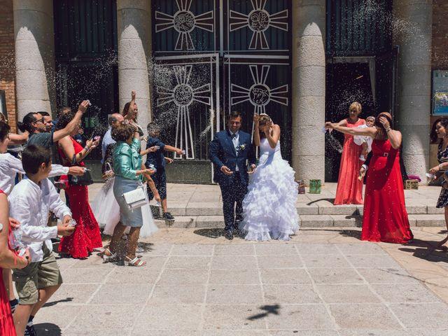 La boda de Hugo y Mari Carmen en Alcover, Tarragona 42