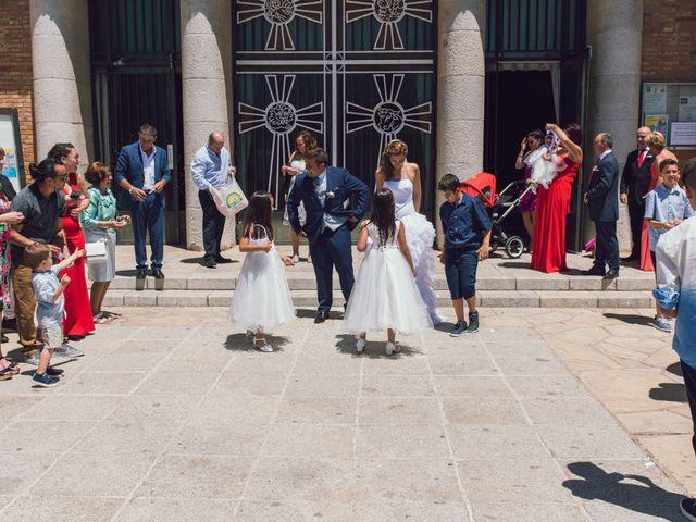 La boda de Hugo y Mari Carmen en Alcover, Tarragona 43