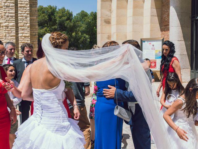 La boda de Hugo y Mari Carmen en Alcover, Tarragona 44