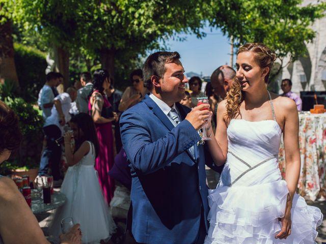 La boda de Hugo y Mari Carmen en Alcover, Tarragona 48