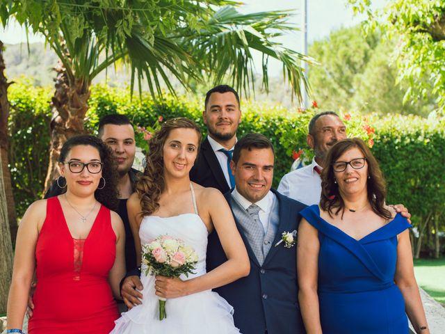 La boda de Hugo y Mari Carmen en Alcover, Tarragona 50
