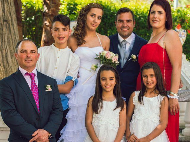 La boda de Hugo y Mari Carmen en Alcover, Tarragona 51