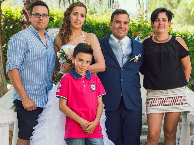 La boda de Hugo y Mari Carmen en Alcover, Tarragona 53