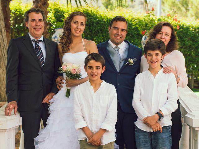La boda de Hugo y Mari Carmen en Alcover, Tarragona 54