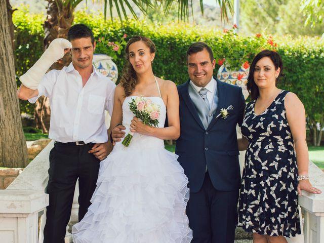 La boda de Hugo y Mari Carmen en Alcover, Tarragona 55