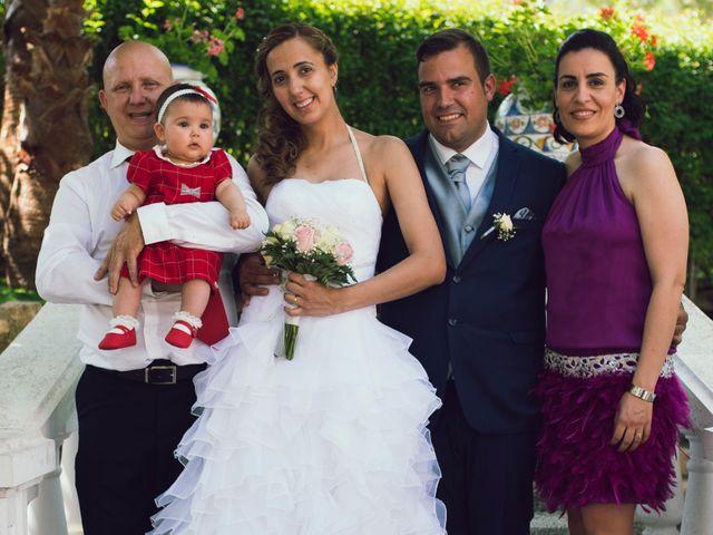 La boda de Hugo y Mari Carmen en Alcover, Tarragona 57