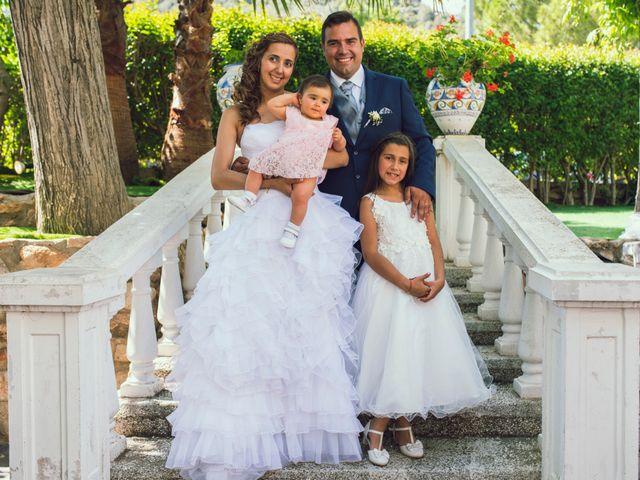 La boda de Hugo y Mari Carmen en Alcover, Tarragona 60
