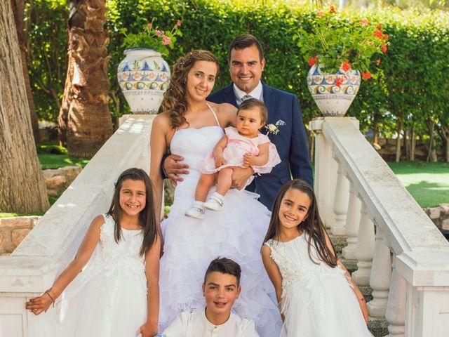 La boda de Hugo y Mari Carmen en Alcover, Tarragona 61