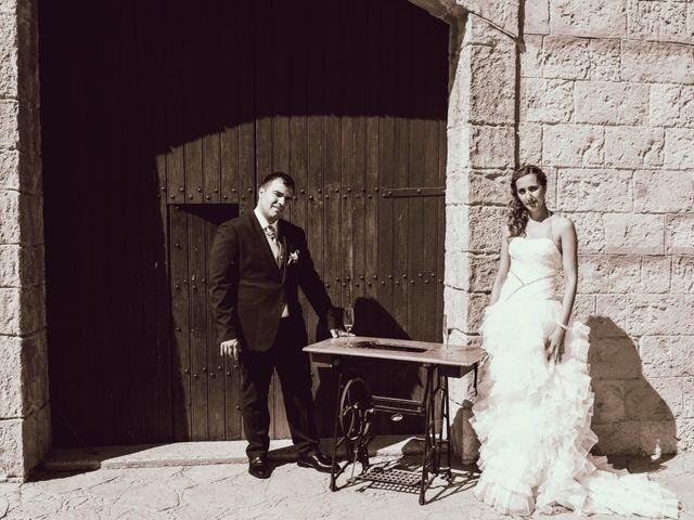 La boda de Hugo y Mari Carmen en Alcover, Tarragona 65