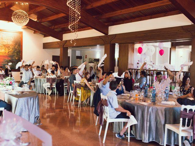 La boda de Hugo y Mari Carmen en Alcover, Tarragona 70