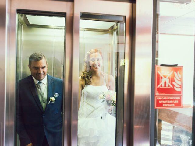 La boda de Hugo y Mari Carmen en Alcover, Tarragona 73
