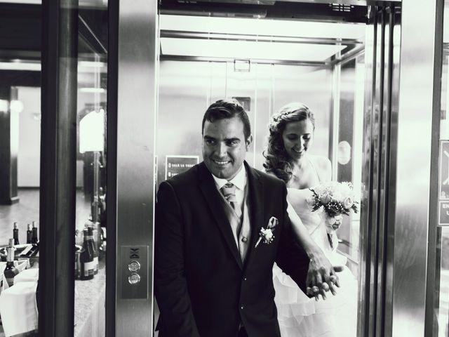 La boda de Hugo y Mari Carmen en Alcover, Tarragona 74