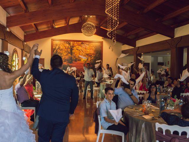 La boda de Hugo y Mari Carmen en Alcover, Tarragona 75