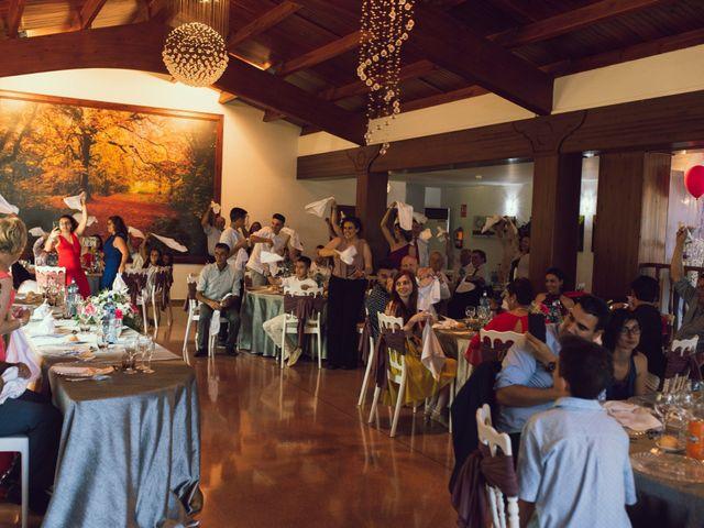 La boda de Hugo y Mari Carmen en Alcover, Tarragona 76