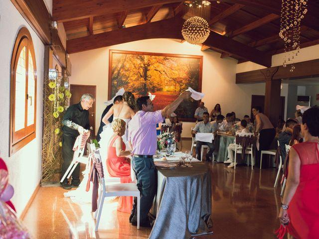La boda de Hugo y Mari Carmen en Alcover, Tarragona 77