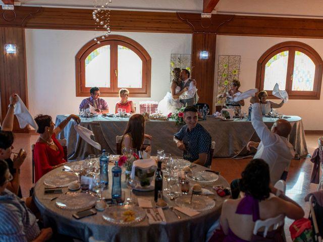 La boda de Hugo y Mari Carmen en Alcover, Tarragona 84