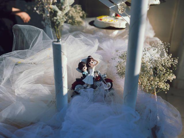 La boda de Hugo y Mari Carmen en Alcover, Tarragona 2