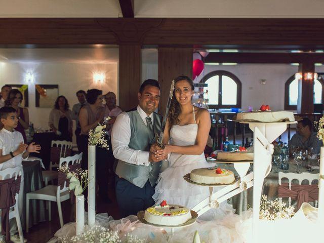 La boda de Hugo y Mari Carmen en Alcover, Tarragona 92