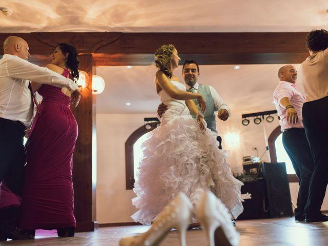 La boda de Hugo y Mari Carmen en Alcover, Tarragona 105