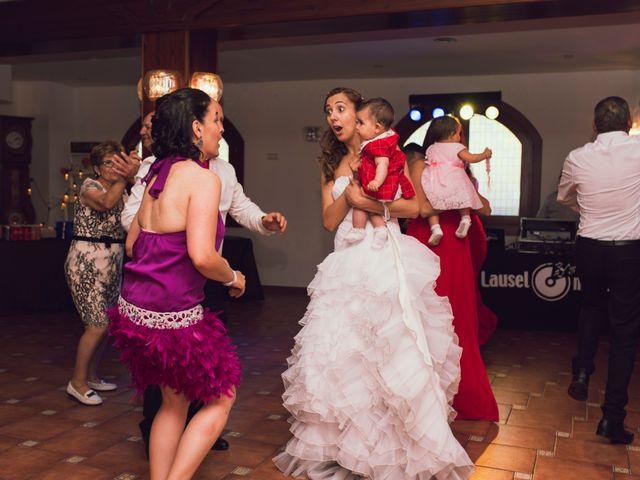 La boda de Hugo y Mari Carmen en Alcover, Tarragona 120