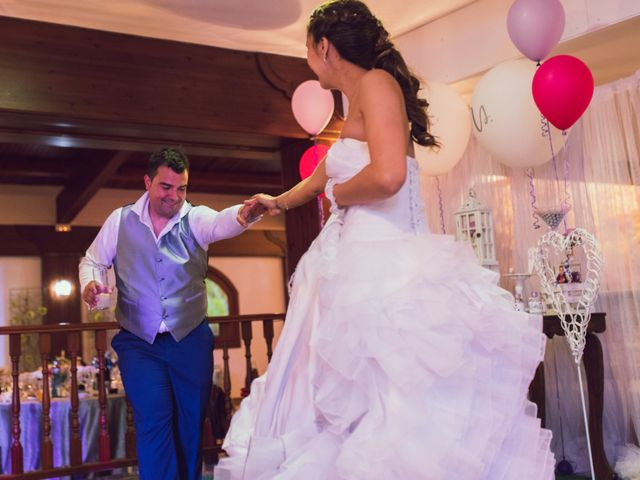 La boda de Hugo y Mari Carmen en Alcover, Tarragona 124