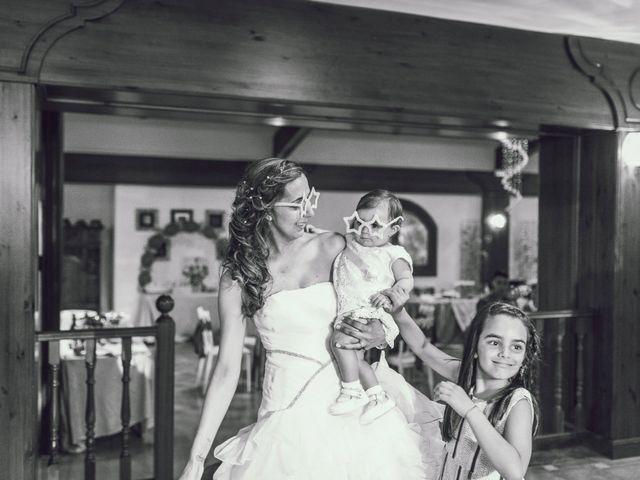 La boda de Hugo y Mari Carmen en Alcover, Tarragona 128