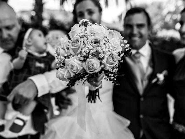 La boda de Hugo y Mari Carmen en Alcover, Tarragona 141