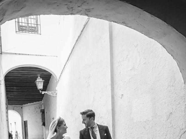La boda de Dani y Inma en Sevilla, Sevilla 2