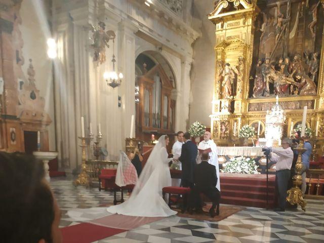 La boda de Dani y Inma en Sevilla, Sevilla 6