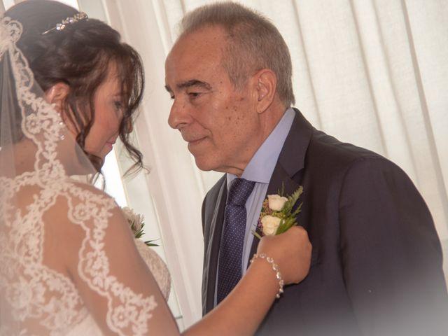 La boda de Carlos y Elena en Almería, Almería 12