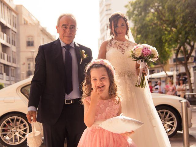 La boda de Carlos y Elena en Almería, Almería 14