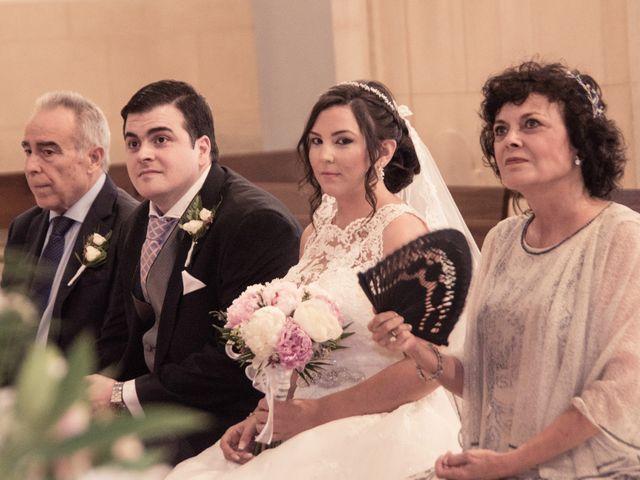 La boda de Carlos y Elena en Almería, Almería 15