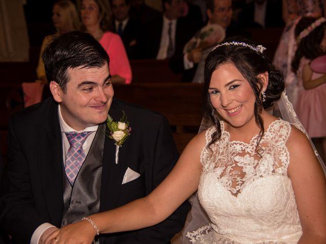 La boda de Carlos y Elena en Almería, Almería 17