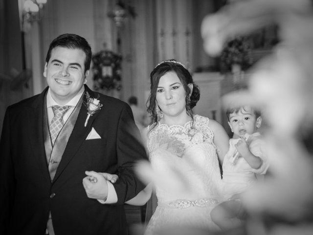 La boda de Carlos y Elena en Almería, Almería 18