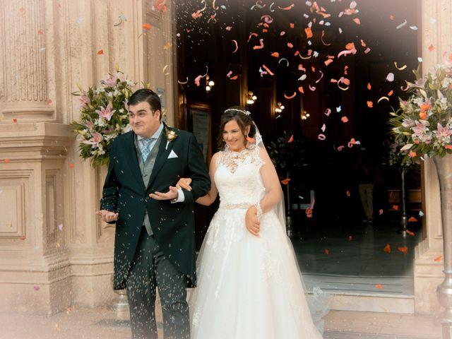 La boda de Carlos y Elena en Almería, Almería 19