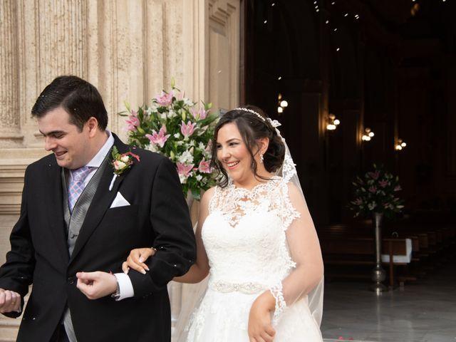 La boda de Carlos y Elena en Almería, Almería 20