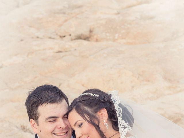 La boda de Carlos y Elena en Almería, Almería 21