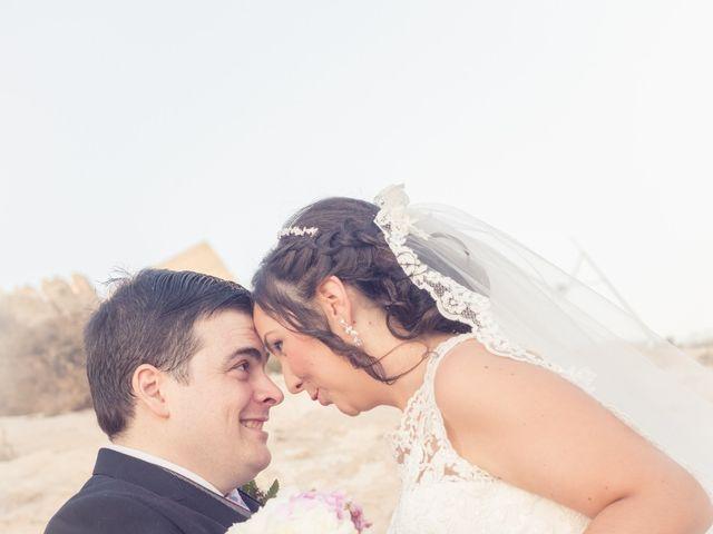 La boda de Carlos y Elena en Almería, Almería 22