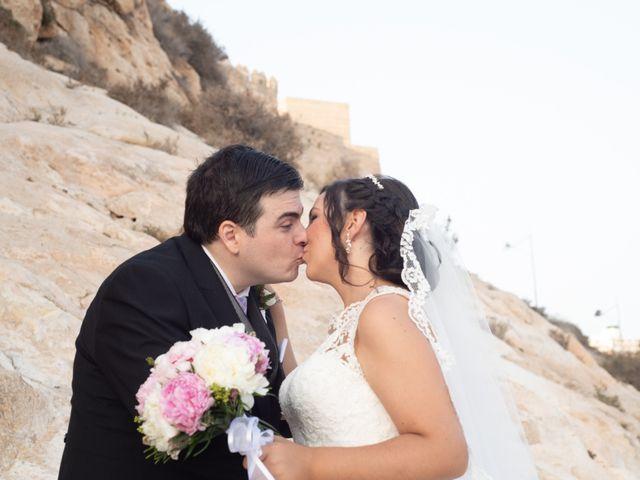 La boda de Carlos y Elena en Almería, Almería 23