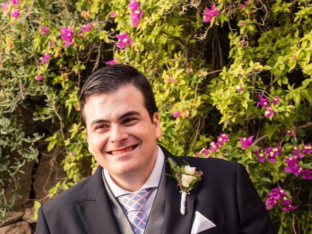 La boda de Carlos y Elena en Almería, Almería 25